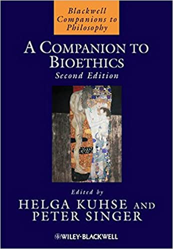 A companion to bioethics 9781405163316 medicine health science a companion to bioethics 2nd edition fandeluxe Image collections