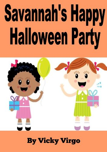 Trick Or Treating Ideas For Costumes (Savannah's Happy Halloween Party!  - A Party Full of Halloween Costumes, Party Favor Bags, Halloween Decorations & Trick or Treating for Candy)