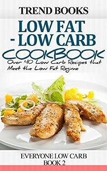 low carb recipe book pdf
