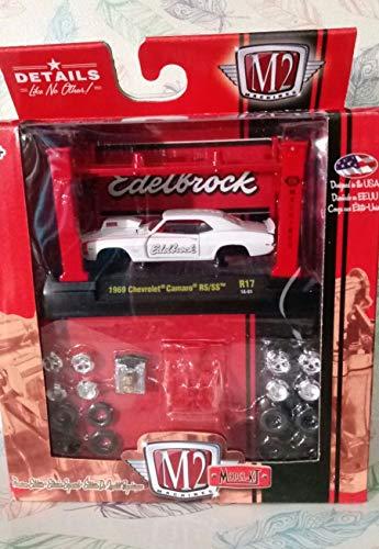 M2 Machines 1969 Chevy Chevrolet Camaro R17 18-01 2018 M2 Model Kit