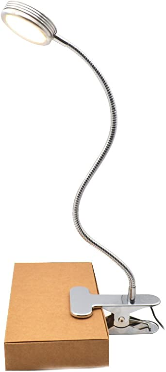 Lámpara Flexo LED de Pinza - GreeSuit clip en lámpara de noche ...