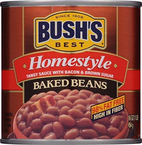 Bush's Best Homestyle Baked Beans, 16 oz (12 -