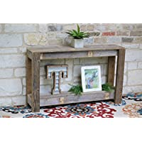 Natural Farmhouse 46 Console