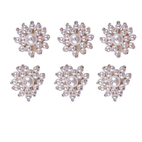 Pearl Beaded Applique - 9