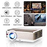 Hd Home Theater Multimedia Lcd Led Projectors - Best Reviews Guide