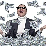 UNKENBO Movie Prop Money 100 Dollar Bills