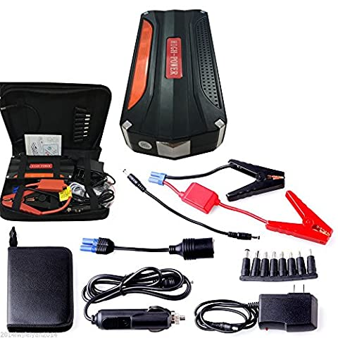 68800mAh Portable Car Jump Starter Pack Booster Battery Charger 4 USB Power Bank - Special Attack Booster Pack