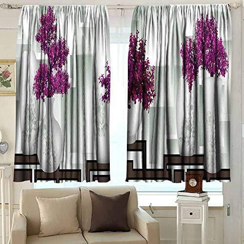 Nursery/Baby Care Curtains Indo Treatment Panes 52