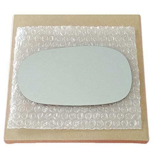 Geo Prizm Mirror Glass (Mirror Glass and Adhesive 98-02 Chevy Geo Prizm Driver Left Side Replacement)