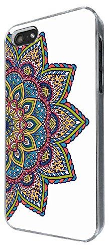 632 - Middle East Art Kubera Yantra Design iphone 4 4S Coque Fashion Trend Case Coque Protection Cover plastique et métal