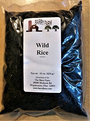 Wild Rice, 1 lb. by Barry Farm