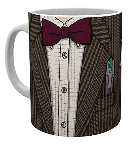 (Gb Eye Ltd Doctor Who , 11th Doctor Costume, Mug,)