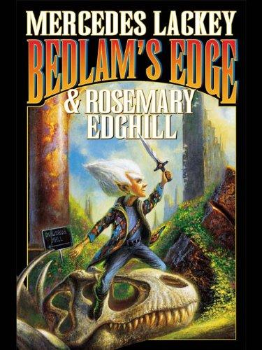 Bedlam's Edge (Bedlam's Bard series Book 1)