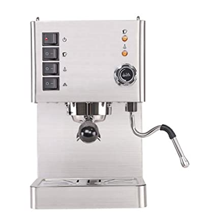 QYQ Máquina de café Espresso doméstico Bomba de Cocina Semiautomática Máquina de cápsulas 15 Tazas