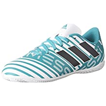 adidas Kid's Boy's Junior Nemeziz Messi 17.4 Indoor Soccer Shoes