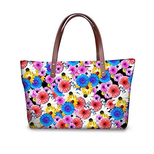 Bages Satchel Handbags FancyPrint Top Shopping Handle Tote W8ccc3028al Women Fx0qwEOY