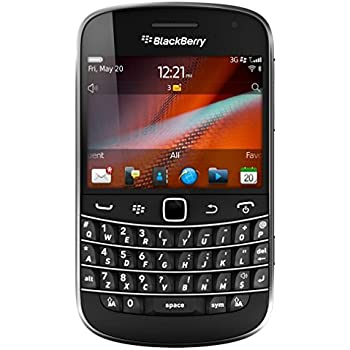 BlackBerry Bold Touch 9900 Unlocked GSM Touchscreen + Keyboard Smartphone -  Black
