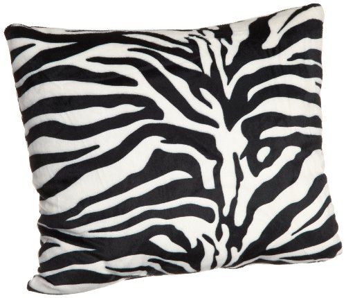 Zebra Toss Pillow - 5