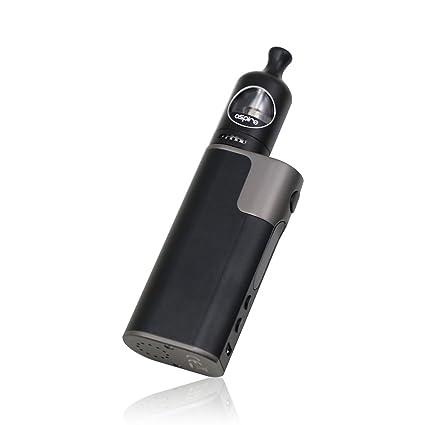 Aspire Zelos 50w Kit Nautilus 2 Tanque (Negro), Este producto no contiene nicotina