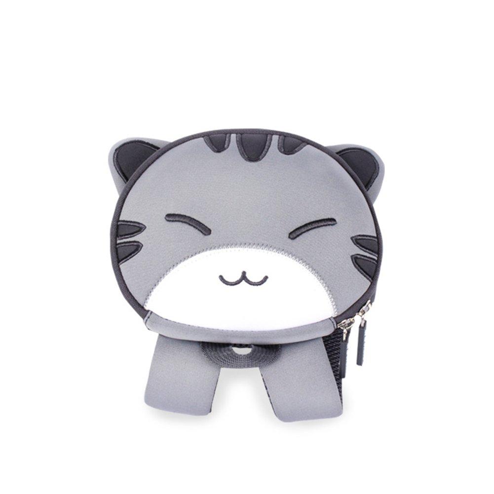 80% OFF Mochila para niños Animal Cute Kitty Cat NOHOO (1 ~ 3 años ... c79c8f6cde1