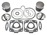 2 SPI Pistons & Top End Gasket Kit 2001-2005 Polaris Indy 800 RMK ProX XC SP