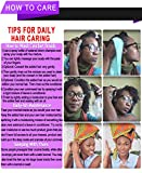 "UNA 9"" Premium Marlybob Kinky Curl Crochet Hair"