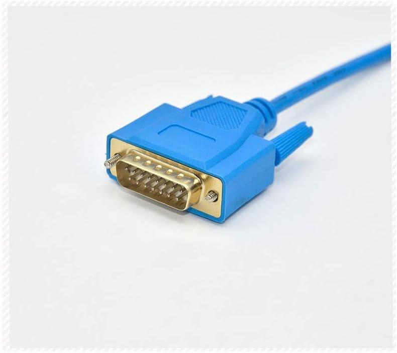 1bd20/C/âble compatible avec Siemens S5/S/érie PLC c/âble de programmation Pc-tty 6es5734