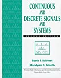 img - for Continuous and Discrete Signals and Systems by Soliman, Samir S., Mandyam D. Srinath(January 1, 1998) Paperback book / textbook / text book