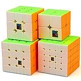 Best Speed Classes - CuberSpeed Speedcubing Bundle MoFang JiaoShi MF2S 2X2 Review