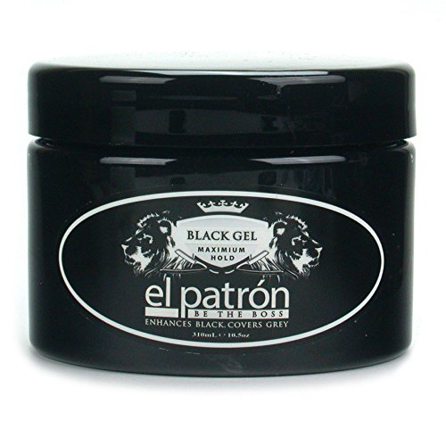 El Patron Be The Boss Styling Gel Maximum Hold 10.5oz - Maximum Hold Styling Gel
