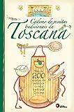 capa de Caderno de Receitas Tradicionais da Toscana