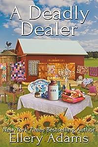 A Deadly Dealer by Ellery Adams ebook deal