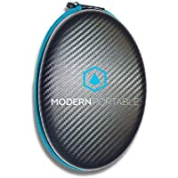 Headphone Carrying Case By Modern Portable - Perfect for The HIFI ELITE Super66 Bluetooth Wireless Headphones - The Ultimate Portable Protective Carrying Case