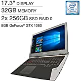 ASUS ROG GL701VI Gaming Laptop, Intel Core i7, 32GB RAM 512GB NVMe PCIe SSD, Windows 10
