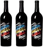 2013 The Police Synchronicity Red Blend Wine Pack, 3 x 750 mL
