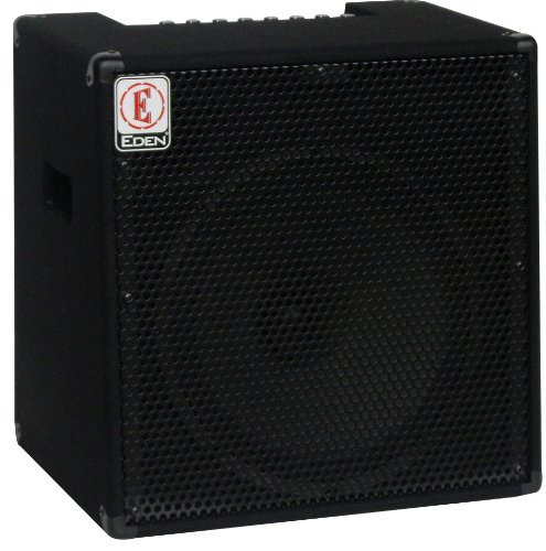 - Eden EC Series USM-EC15-U Bass Combo Amplifier
