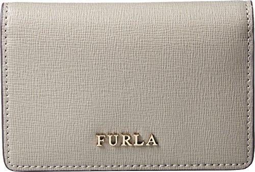 Furla Women's Babylon Small Business Card Case Sabbia One Size