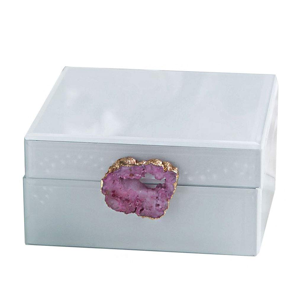 SuyunPP Pet Cremation Ashes, Agate Stone Macarons Pet Casket, Ashes, Pet Memorial Cylinders, Small And Medium Pets