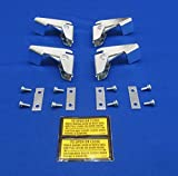 Oem Style Lincoln Door Latch Set Of 4 Lincoln Pipeliner Welder Sa-200 Sa-250 Sae 300 Sae 400
