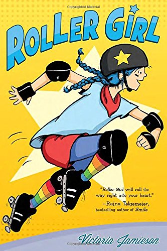 Roller Girl Paper Chapter Book