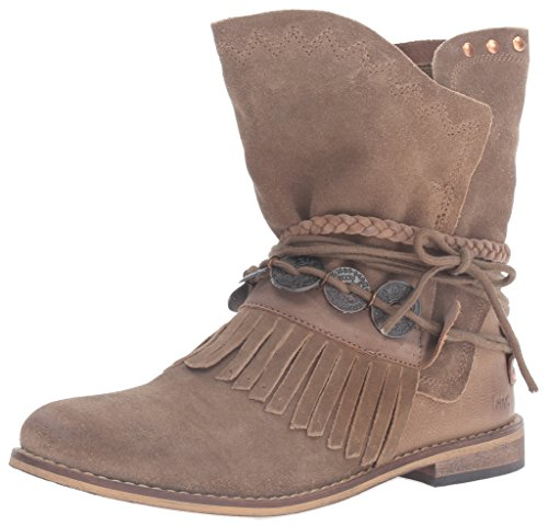 Musse & Cloud Womens Anaeh Ankle Bootie Brw