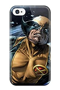 Iphone Cover Case - Wolverine Protective Case Compatibel With Iphone 4/4s
