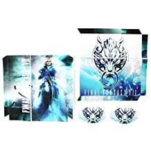 Saver Fantasy Game Theme Sticker Decal Skin for Playstation 4 PS4 Console Controller Final Fantasty VII
