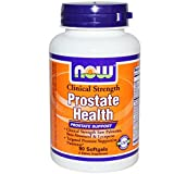 Now Foods Clinical Strength Prostate Health Soft-gels, 90
