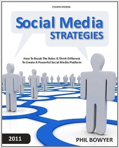 Enlaces de descarga de libros electrónicos gratisSocial Media Strategies - How To Break The Rules & Think Different To Create A Powerful Social Media Platform B0053QFULA by Phil Bowyer (Literatura española) PDF iBook PDB