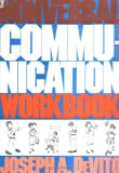 The Nonverbal Communication Workbook, DeVito, Joseph A., 088133393X