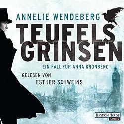 Teufelsgrinsen (Anna Kronberg 1)