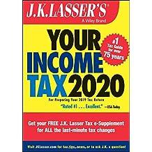 Your Income Tax 2020 For Preparing (J.K. Lasser)