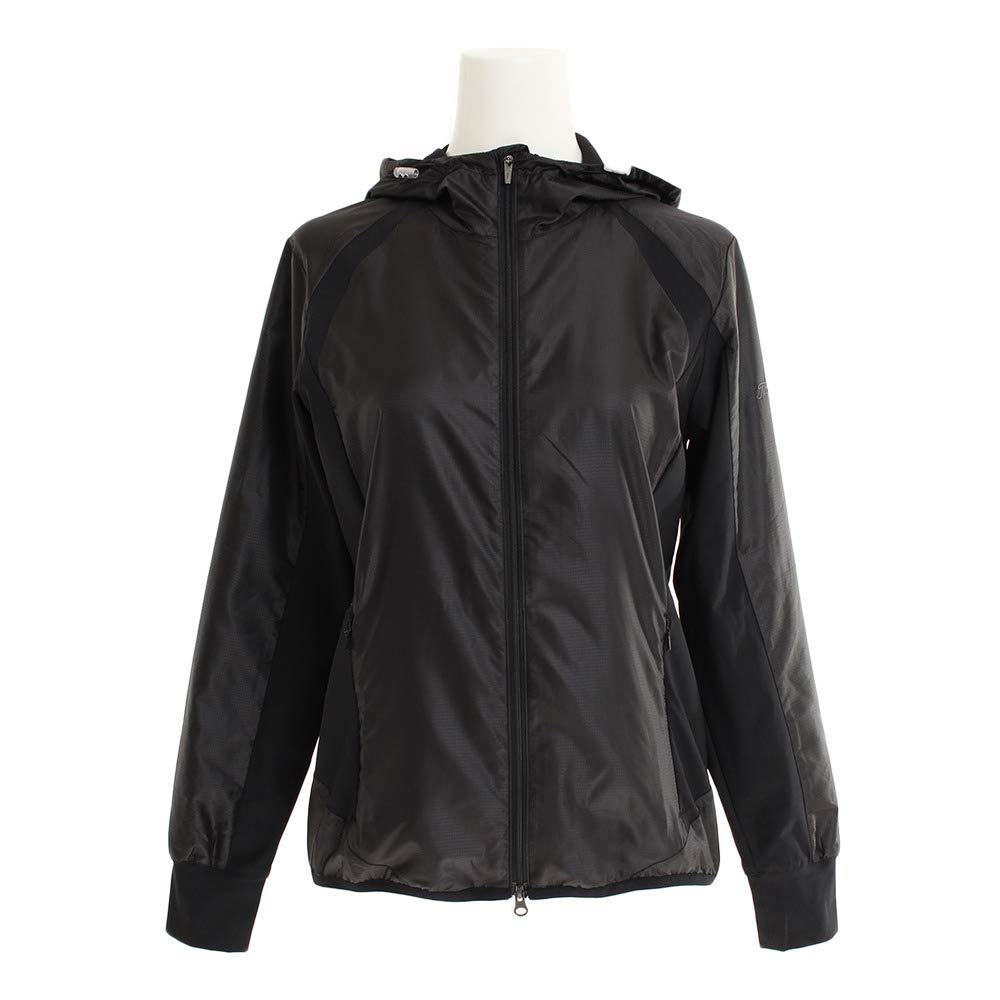 タイトリスト TITLEIST アウター(ブルゾン、ウインド、ジャケット) ストレッチハイブリッドジャケット レディス LL ブラック B07PKTMHGR