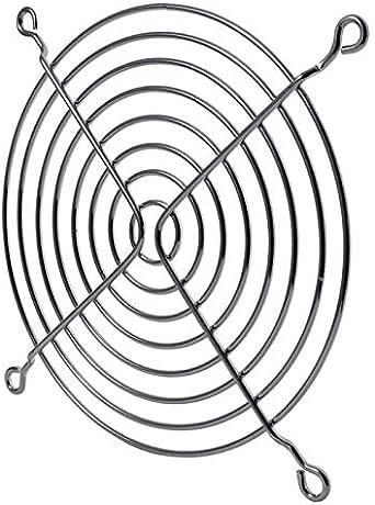 Sunon - Rejilla para ventilador (5 unidades, 120 x 120 x 38 mm ...